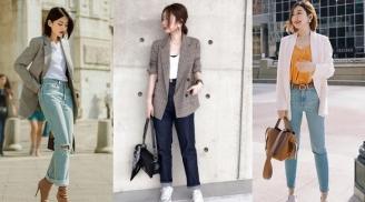 11 cách mặc blazer đẹp vào mùa thu để nàng công sở luôn sang xịn mịn